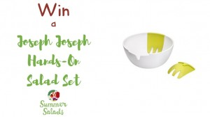 win a salad bowl set