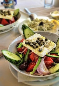 Healthy Salads Greek Salad