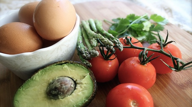 healthy lunch ideas vegetables