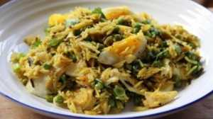 family dinner ideas kedgeree recipe
