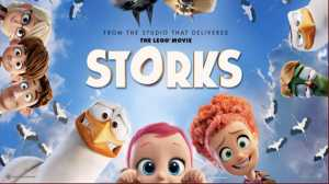 Storks Family Movies