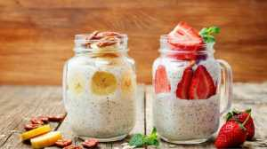 10 Quick & Easy Overnight Oats That Kids will Love