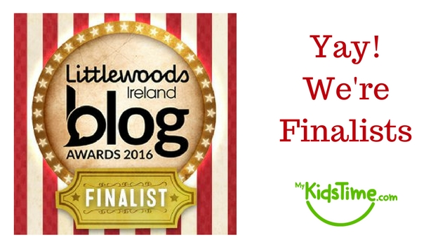 Littlewoods Blog Awards Ireland 2016 Finalists