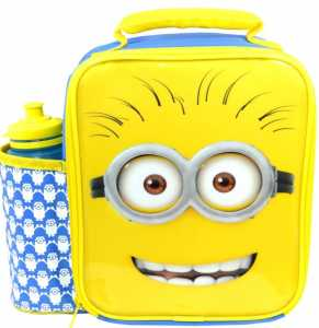despicable me Smash lunch boxes
