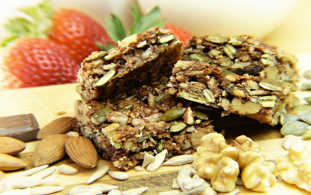 granola bar healthy lunchbox ideas