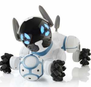 wow wee chip the robot dog