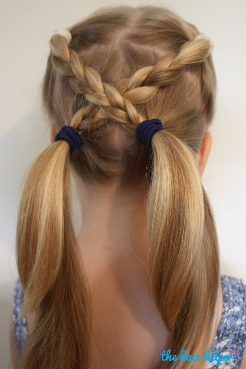 6 Easy Hairstyles For School That Will Make Mornings Simpler