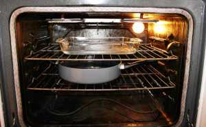oven cleaning hack