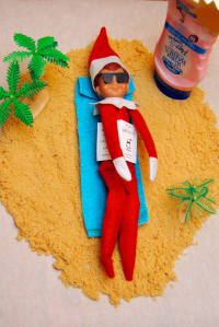 elf-at-the-beach