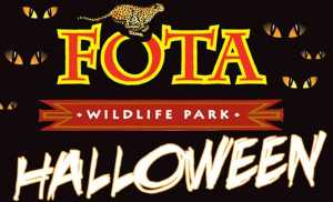 halloween fota wildlife park