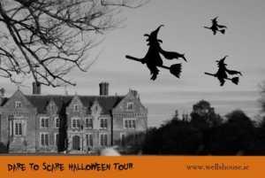 halloween wells house
