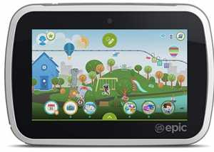 eapFrog Epic Top tables for kids 2016