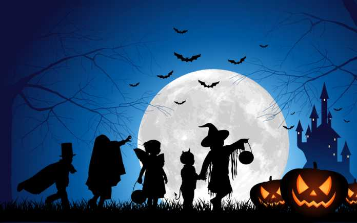 Things to do around Ireland at Halloween