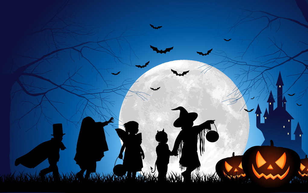 Things to Do With Kids Around Ireland at Halloween