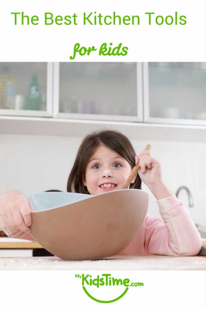 the best kitchen tools for kids