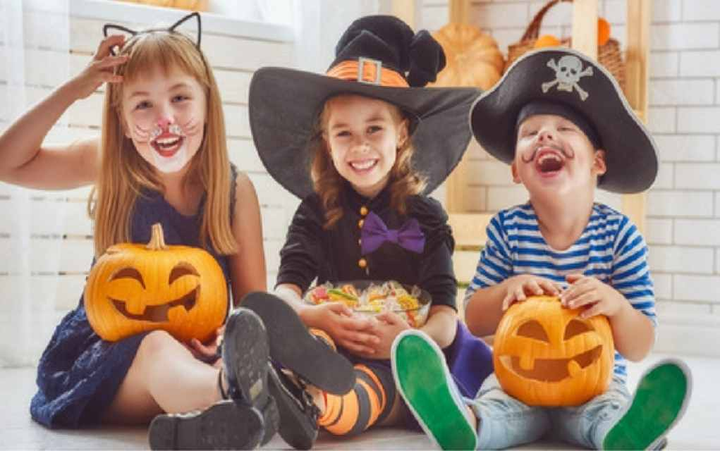 12 Not So Scary Halloween Games for Younger Kids