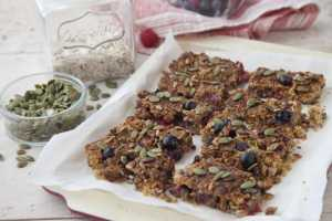 oat breakfast bars