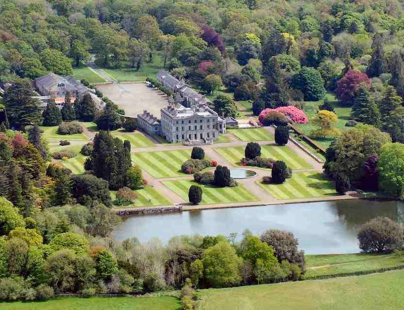 Curraghmore House Waterford