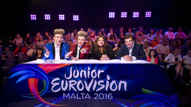 junior eurovision eire 2016