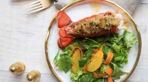 Alternative Christmas Meal Ideas Stuffed Lobster Tails