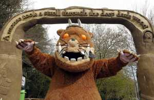 free things to do in Ireland the gruffalo trail