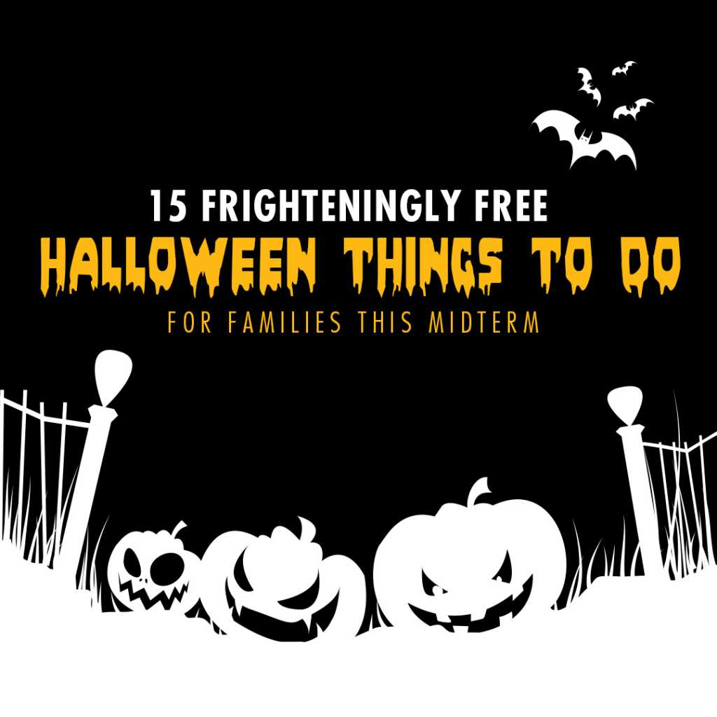 Free Halloween things for families to do