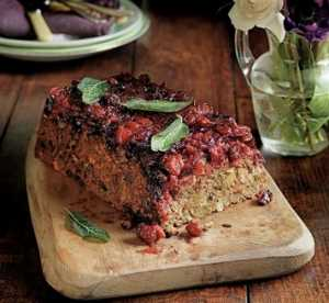 Alternative Christmas Meal Ideas Jamie Olivers Nut Roast