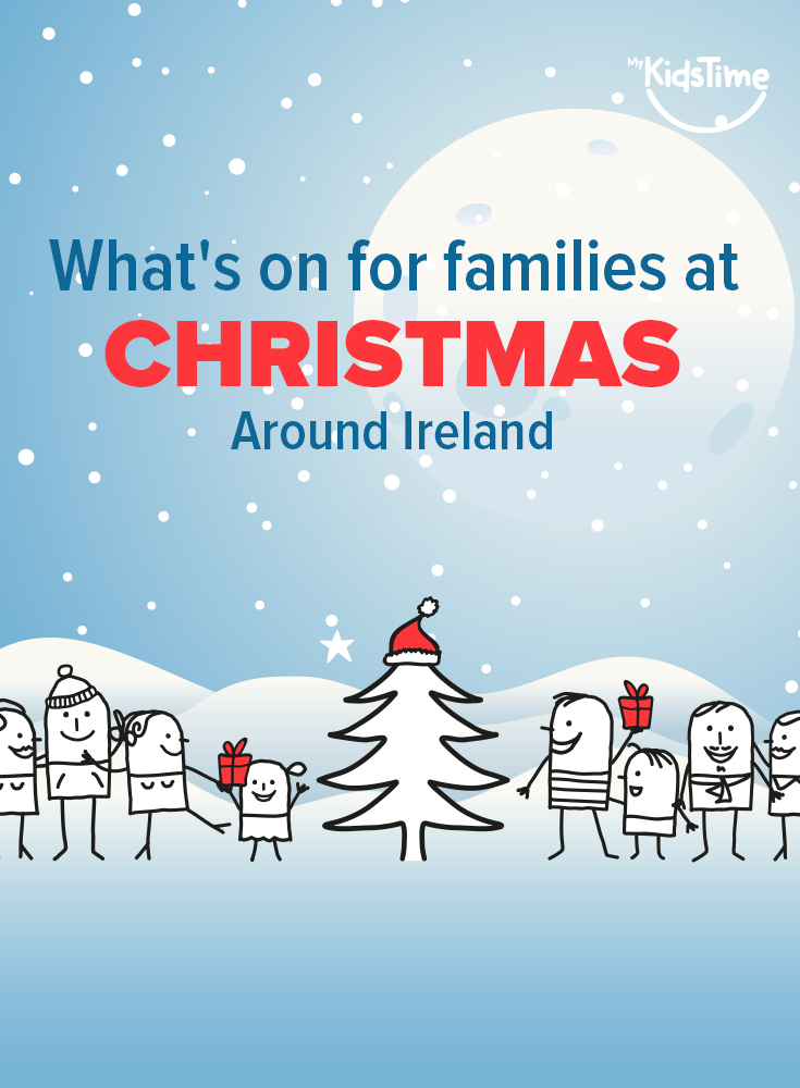 things to do around Ireland at Christmas