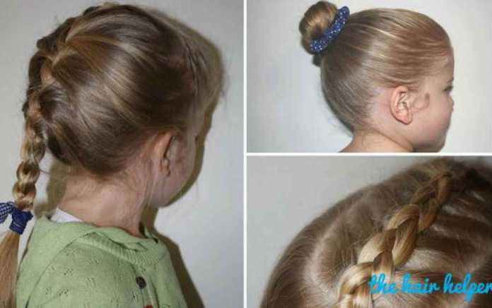Hairstyles to prevent lice and nits - Mykidstime