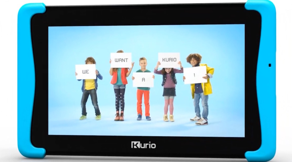 kurio best tablets for kids