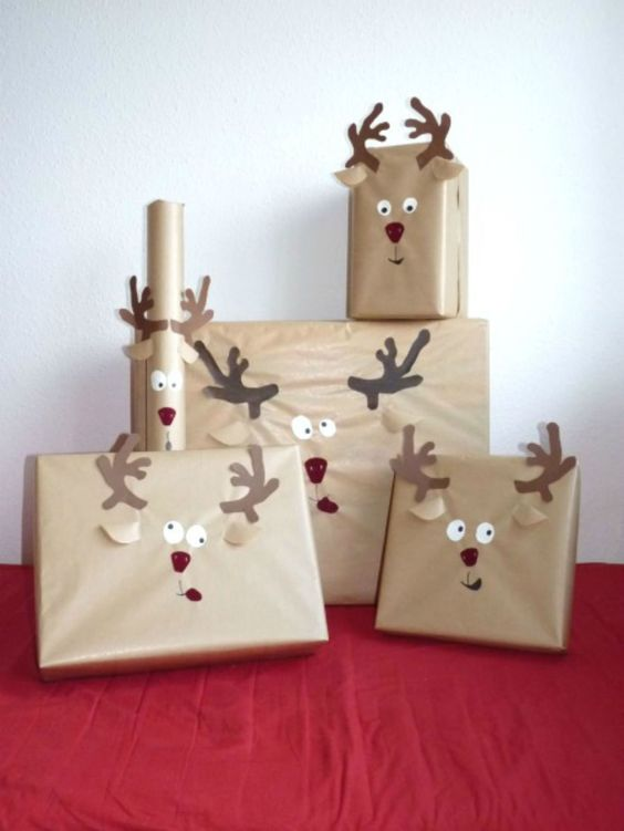 Christmas Wrapping Ideas