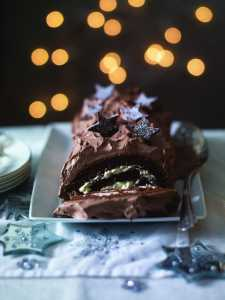chocolate-roulade-log