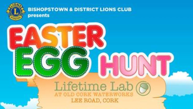 Easter Egg Hunt at Lifetime Lab Crok