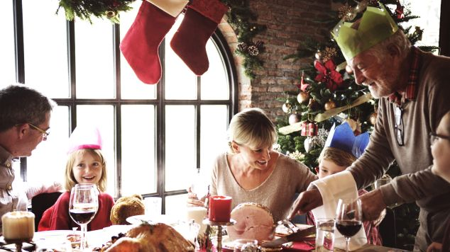 family events at christmas