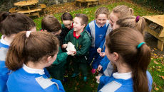 shannon heritage easter camps at Bunratty Castle