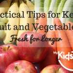 11 Practical Tips for Keeping Fruit and Vegetables