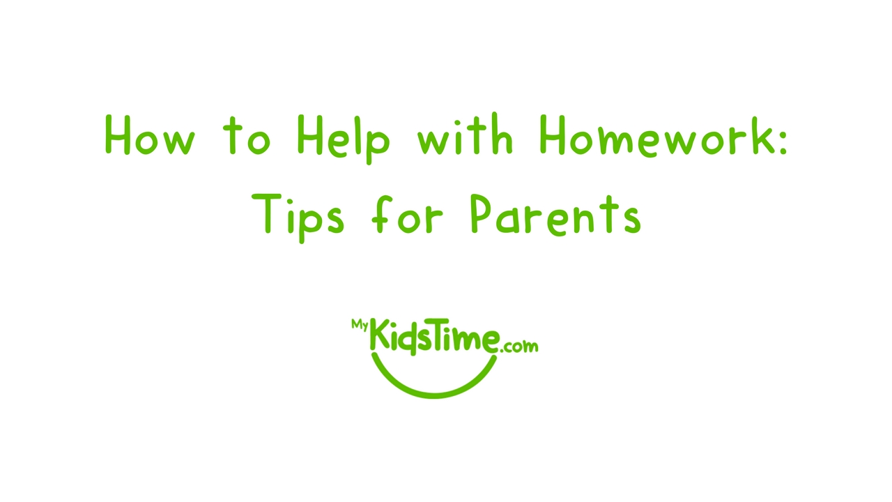 how to help with homework