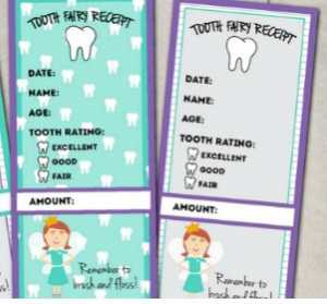 tooth fairy ideas tooth-fairy-recipe