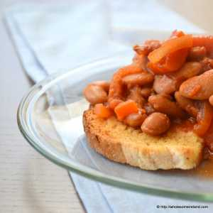 easy slow cooker recipes slow cooker beans