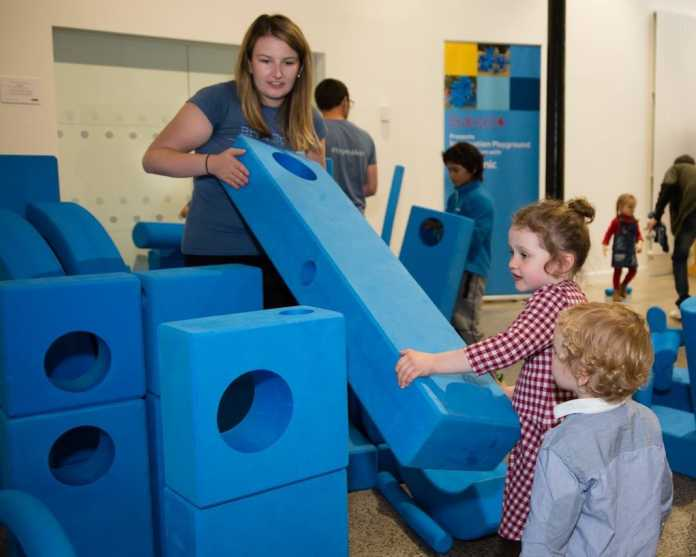entertainment for families glor imagination playground