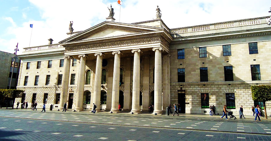 gpo dublin free day out in Dublin with the family