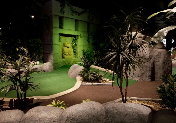 rainforest adventure golf Places to Play Mini Golf and Pitch and Putt in Ireland