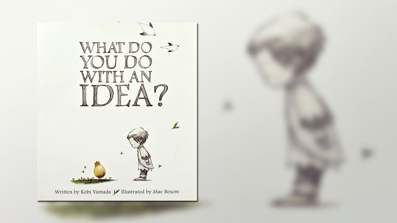 what do you do with an idea kobi yamada