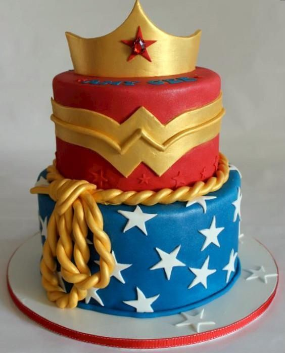 12 Wonder Woman Party Ideas For A Sure Fire Birthday Success