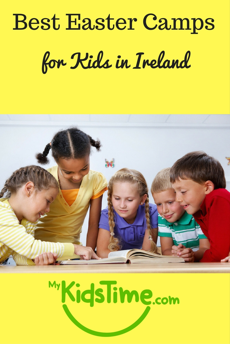 Easter Camps for Kids in Ireland