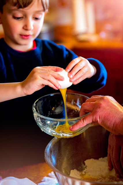 Fun projects for kids learn to cook