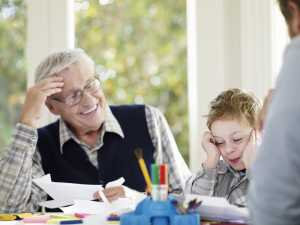 Fun projects for kids interview your grandparents
