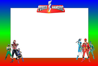 Power Rangers Party Ideas To Shift Your Into Turbo