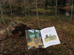 gruffalo trail scotland