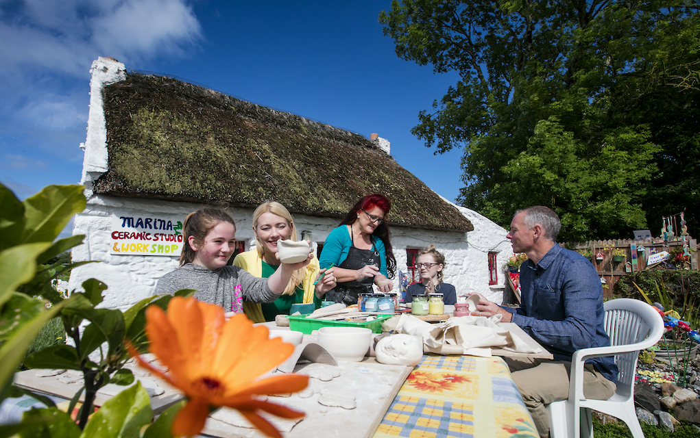 Head into the Blue Easter Family Activities Lough Derg Crafts